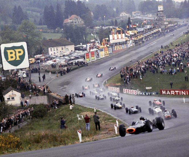 Eau Rouge 1965
